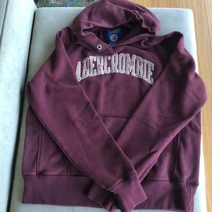 Abercrombie & Fitch men's hoodie, size XL